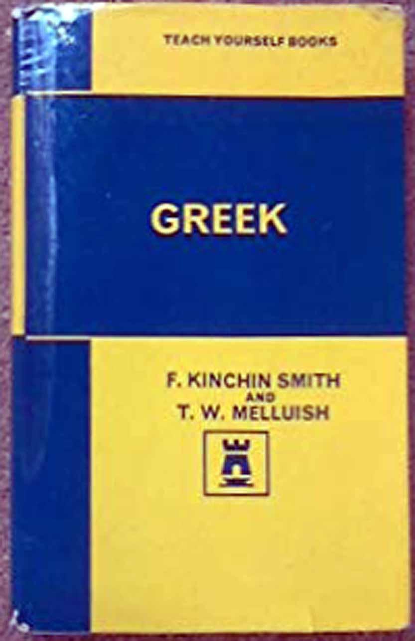 Teach Yourself Greek Pdf