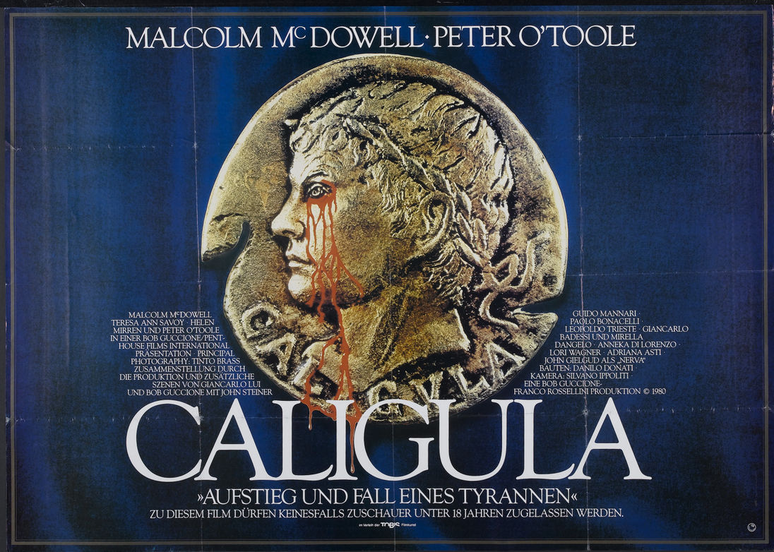 CALIGULA - The Posters